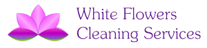 White Flowers Cleaning Service